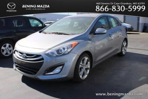 2013 Hyundai Elantra GT for sale at Bening Mazda in Cape Girardeau MO