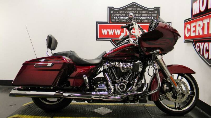2017 Harley-Davidson ROAD GLIDE SPECIAL for sale at Certified Motor Company in Las Vegas NV
