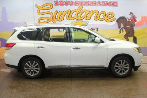 2014 Nissan Pathfinder for sale at Sundance Chevrolet in Grand Ledge MI