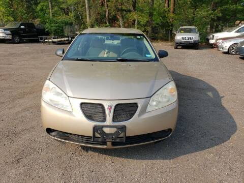 2006 Pontiac G6 for sale at 1st Priority Autos in Middleborough MA