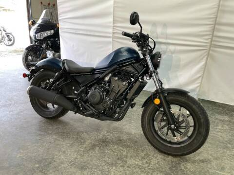 2020 Honda Rebel 500 ABS for sale at Kent Road Motorsports in Cornwall Bridge CT