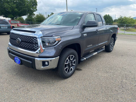 2020 Toyota Tundra for sale at Steve Johnson Auto World in West Jefferson NC