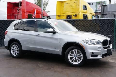 2015 BMW X5 for sale at MATRIX AUTO SALES INC in Miami FL