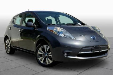 2013 Nissan LEAF for sale at CU Carfinders in Norcross GA