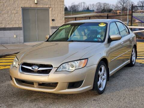 2008 Subaru Legacy for sale at FAYAD AUTOMOTIVE GROUP in Pittsburgh PA