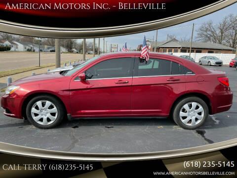 2014 Chrysler 200 for sale at American Motors Inc. - Belleville in Belleville IL