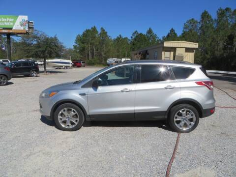 2013 Ford Escape for sale at Ward's Motorsports in Pensacola FL