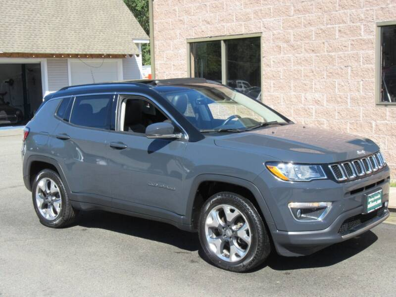 2017 Jeep Compass for sale at Advantage Automobile Investments, Inc in Littleton MA