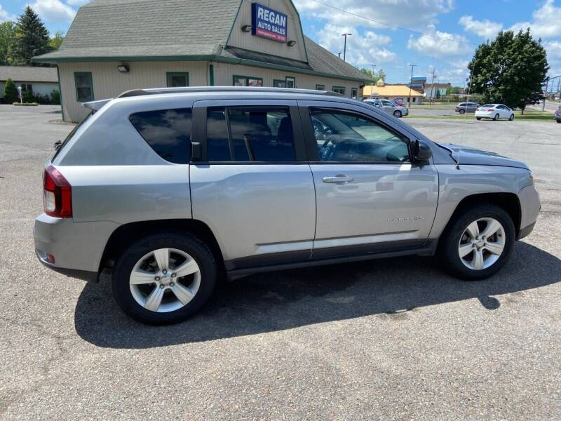 2015 Jeep Compass 4x4 High Altitude Edition 4dr SUV - Oswego NY