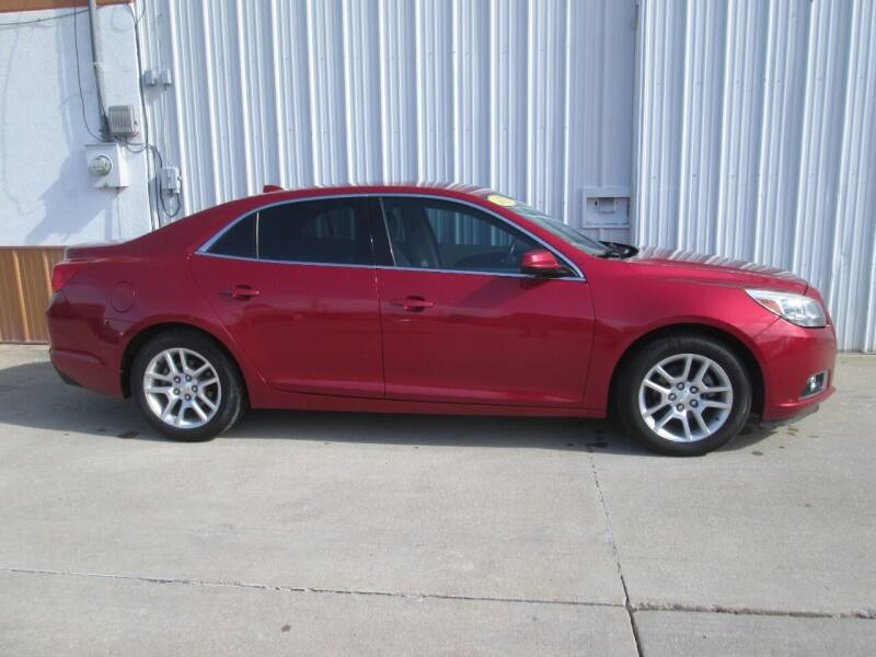 2013 Chevrolet Malibu for sale at Parkway Motors in Osage Beach MO