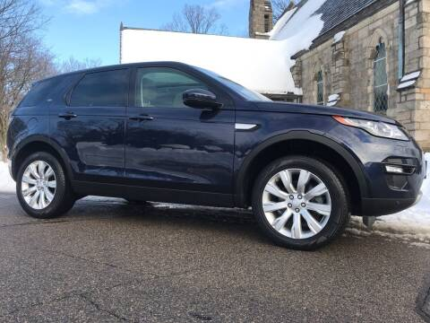 2015 Land Rover Discovery Sport for sale at Reynolds Auto Sales in Wakefield MA