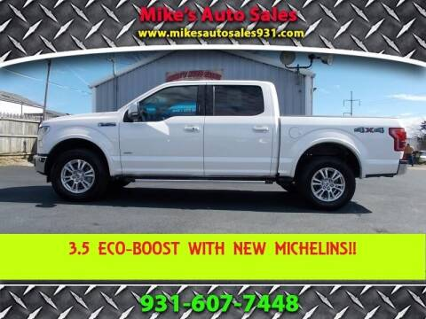 2016 Ford F-150 for sale at Mike's Auto Sales in Shelbyville TN