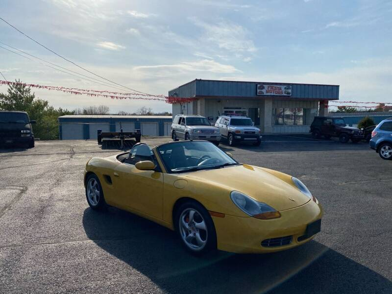 2002 Porsche Boxster for sale at 4X4 Rides in Hagerstown MD