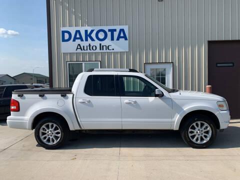 2007 Ford Explorer Sport Trac for sale at Dakota Auto Inc. in Dakota City NE