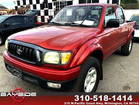 2002 Toyota Tacoma for sale at BaySide Auto in Wilmington CA