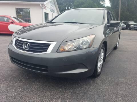 2009 Honda Accord for sale at Linus International Inc in Tampa FL