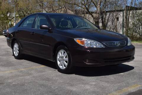 2003 Toyota Camry for sale at NEW 2 YOU AUTO SALES LLC in Waukesha WI
