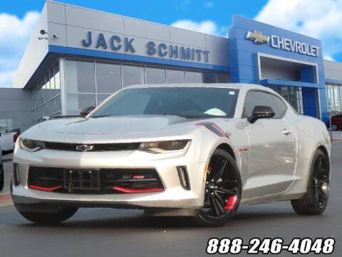 2018 Chevrolet Camaro for sale at Jack Schmitt Chevrolet Wood River in Wood River IL