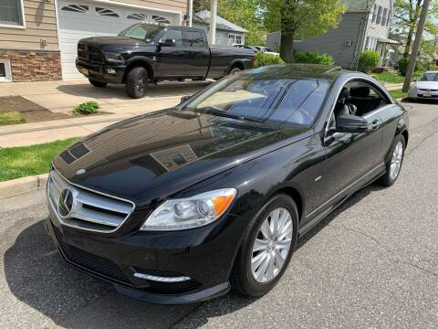 2011 Mercedes-Benz CL-Class for sale at Jordan Auto Group in Paterson NJ