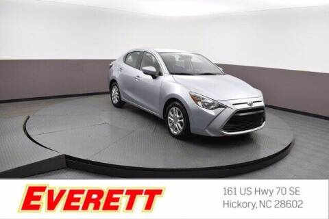 2018 Toyota Yaris iA for sale at Everett Chevrolet Buick GMC in Hickory NC