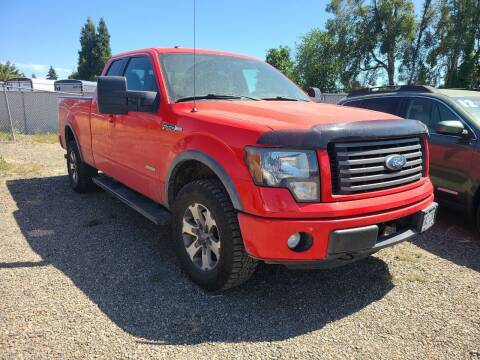 2011 Ford F-150 for sale at Universal Auto Sales in Salem OR