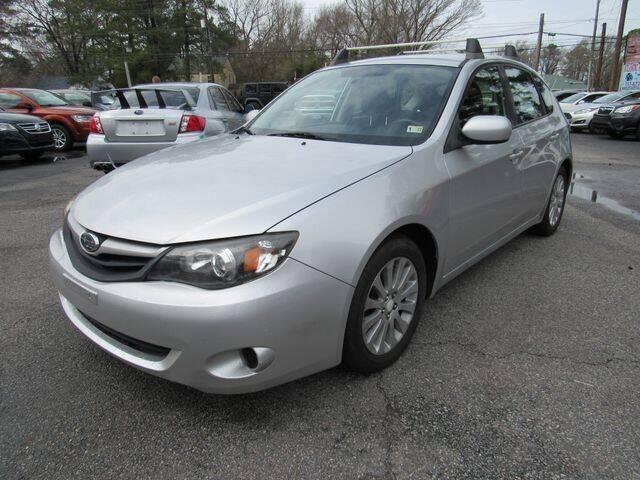 2010 Subaru Impreza for sale at Atlantic Auto Sales in Chesapeake VA