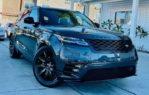 2018 Land Rover Range Rover Velar for sale at Pro Motorcars in Anaheim CA