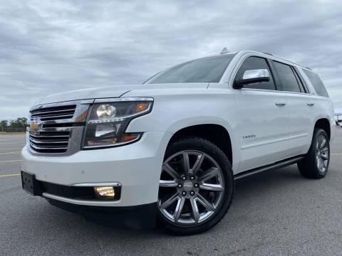 2016 Chevrolet Tahoe for sale at ATLANTA TRUCK CENTER LLC in Brookhaven GA