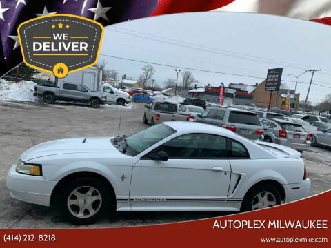 2000 Ford Mustang for sale at Autoplex 2 in Milwaukee WI