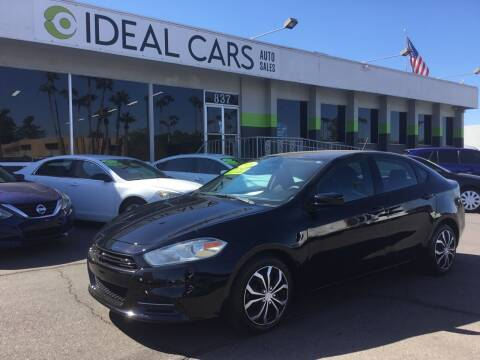 2016 Dodge Dart for sale at Ideal Cars Apache Junction in Apache Junction AZ
