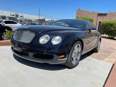 2005 Bentley Continental for sale at REVEURO in Las Vegas NV
