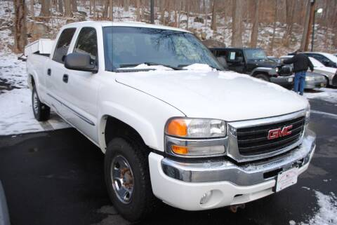 2007 GMC Sierra 1500HD Classic for sale at Ramsey Corp. in West Milford NJ