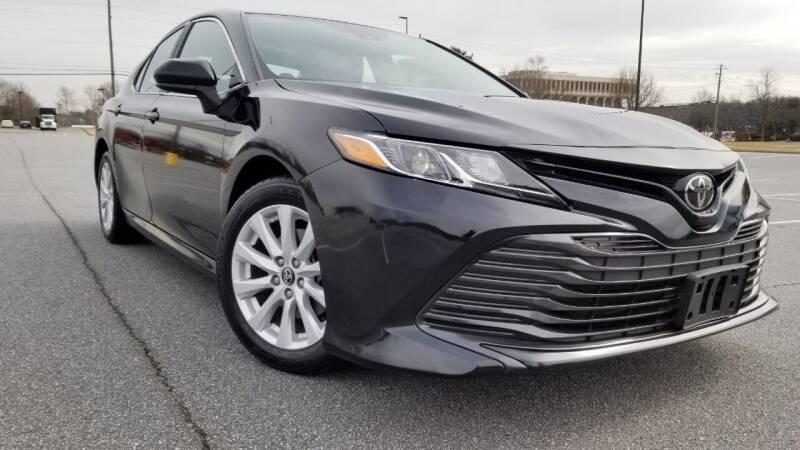 2019 Toyota Camry for sale at Drivemiles in Marietta GA