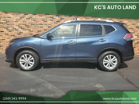 2014 Nissan Rogue for sale at KC'S Auto Land in Kalamazoo MI