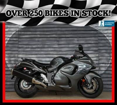 2020 Suzuki Hayabusa for sale at Motomaxcycles.com in Mesa AZ
