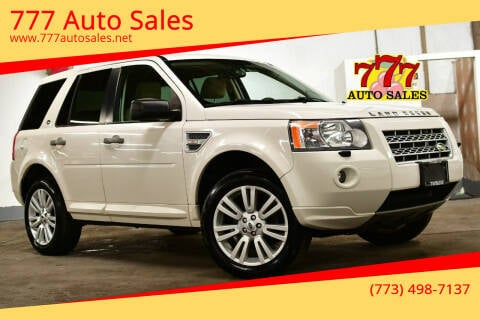 2009 Land Rover LR2 for sale at 777 Auto Sales in Bedford Park IL