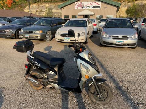 2014 taotao industry ltd moped for sale at Gilly's Auto Sales in Rochester MN