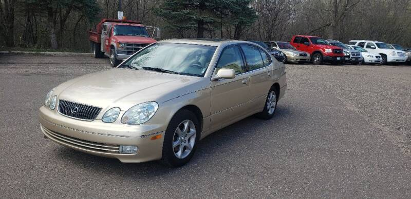 2003 Lexus GS 300 for sale at Fleet Automotive LLC in Maplewood MN
