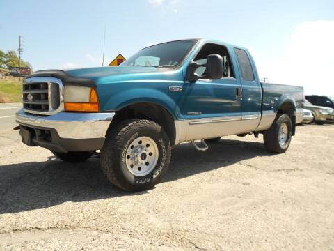2000 Ford F-250 Super Duty for sale at Mountain Auto in Jackson CA