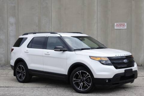 2015 Ford Explorer for sale at Albo Auto in Palatine IL