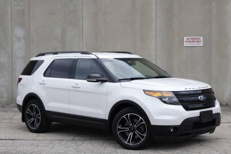 2015 Ford Explorer for sale at Albo Auto in Palatine IL