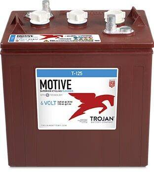 2021 Trojan T-125 for sale at 70 East Custom Carts Atlantic Beach - marine batteries in Atlantic Beach NC