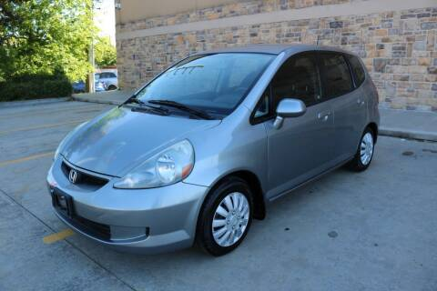 2008 Honda Fit for sale at Direct One Auto in Houston TX
