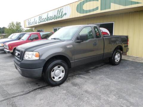 2007 Ford F-150 for sale at Credit Cars of NWA in Bentonville AR
