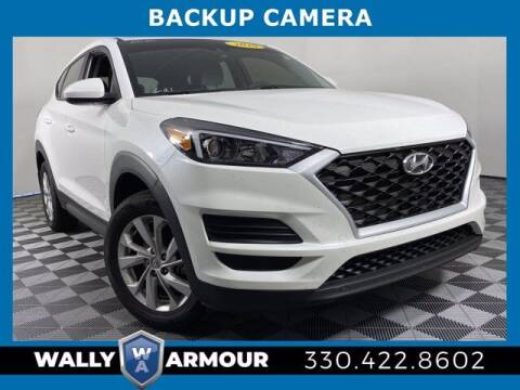 2020 Hyundai Tucson for sale at Wally Armour Chrysler Dodge Jeep Ram in Alliance OH