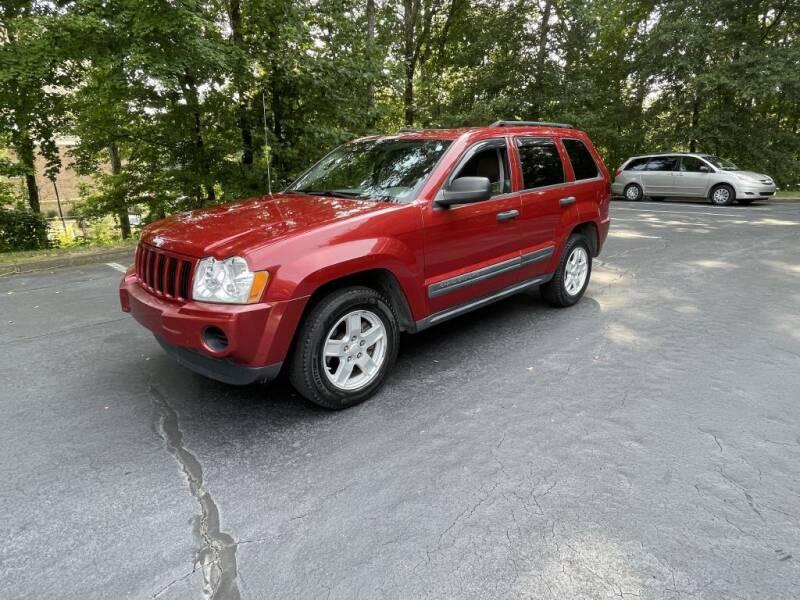 2005 Jeep Grand Cherokee for sale at A.P. Atlanta, Inc in Sandy Springs GA