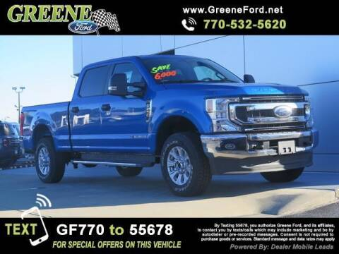 2020 Ford F-250 Super Duty for sale at NMI in Atlanta GA