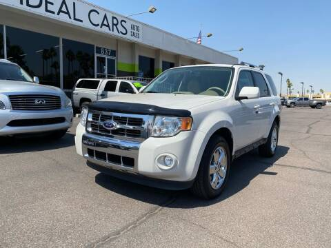 2012 Ford Escape for sale at Ideal Cars Atlas in Mesa AZ