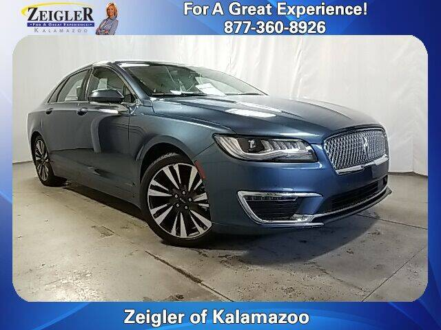2018 Lincoln MKZ Hybrid for sale in Kalamazoo, MI