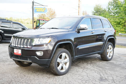 2012 Jeep Grand Cherokee for sale at Dubes Auto Sales in Lewiston ME